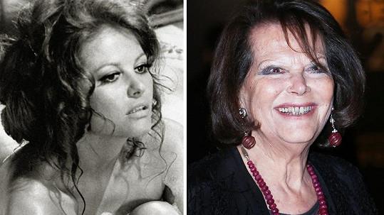 Claudia Cardinale po 49 letech