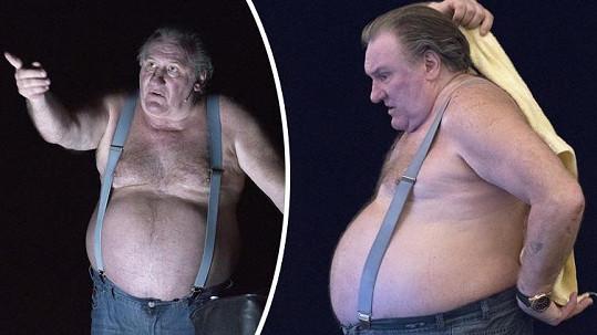 Gérard Depardieu je opravdu velký herec....