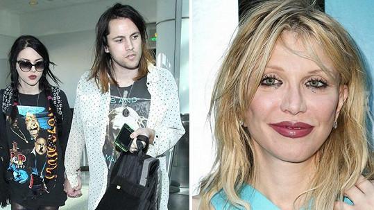 Isaiah obvinil Courtney Love z pokusu o vraždu.