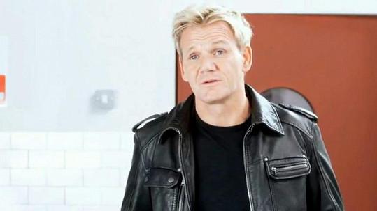 Gordonu Ramsaymu se poslední dobou v podnikání nedaří.