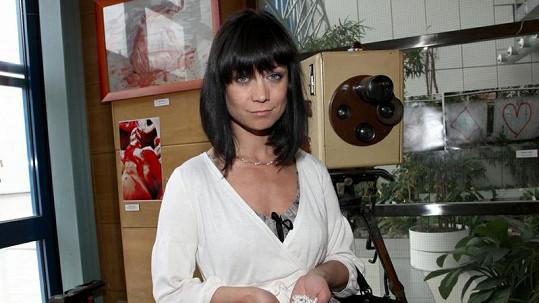 Šárka Ullrichová.