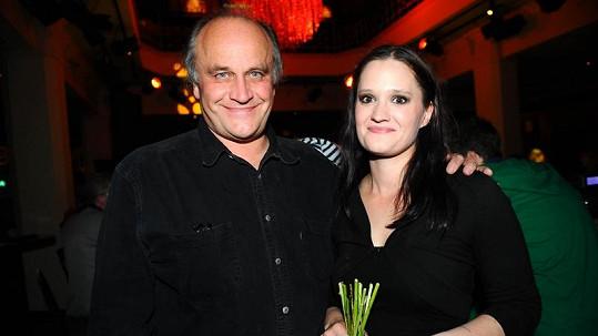 Natálie a Michael Kocábovi.