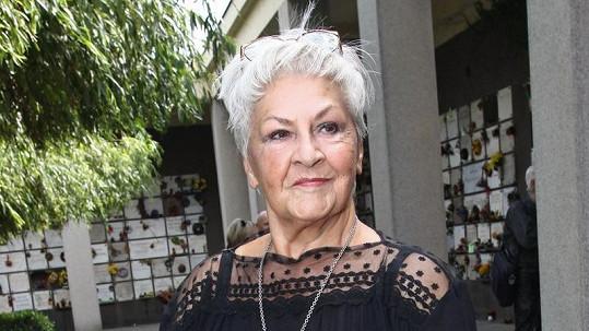 Kamila Moučková si v životě prožila své.