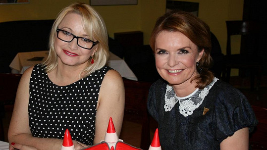 Hana Heřmánková a Anna Šišková zahájily 18. ročník festivalu Slovenského národního divadla.