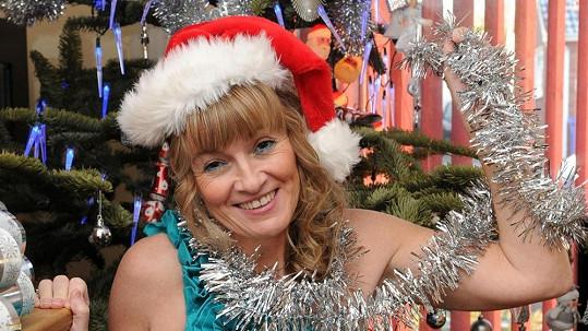 Mary Christmas má své originální jméno ráda.