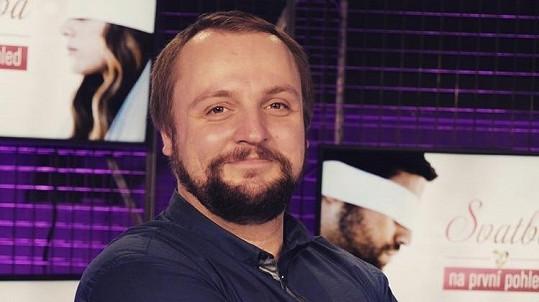 Radek Stöber změnil image.