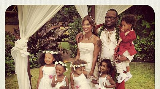 Bývalý manžel Whitney Houston se oženil.
