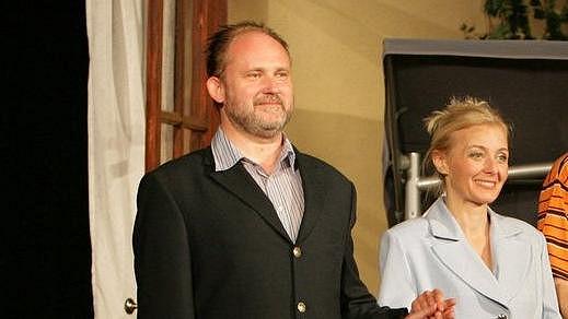 Michal Pešek s Veronikou Žilkovou kdysi tvořili pár.
