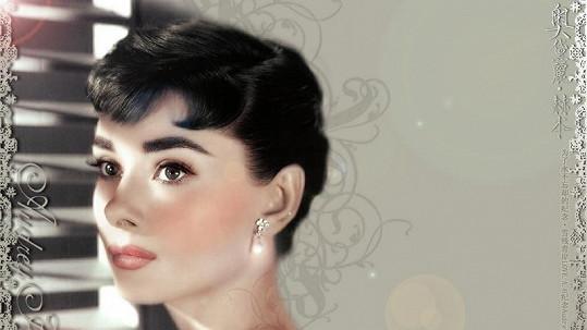 Jednoznačnou vítězkou se stala nezapomenutelná Audrey Hepburn.