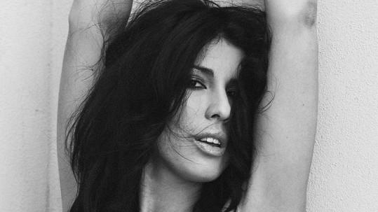 Černobílá krása zpěvačky Victorie
