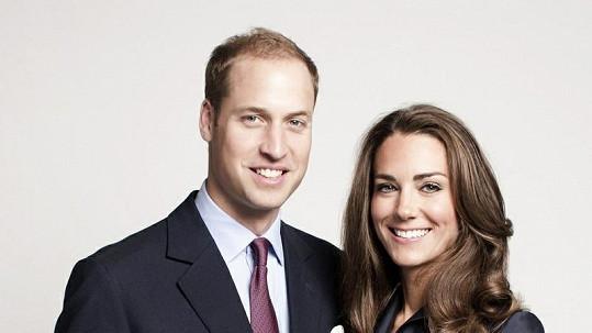William a Kate se šest týdnů neuvidí.