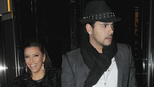 Eva Longoria a Eduardo Cruz již netvoří pár.