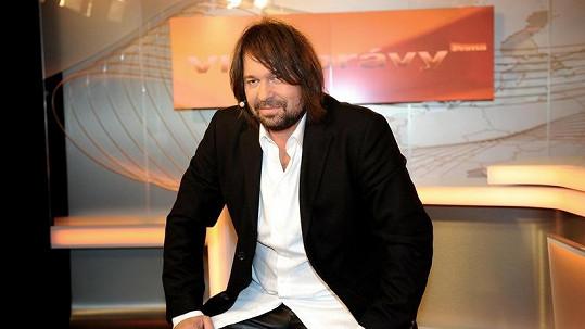 Jiří Pomeje prý dostal zákaz vstupu do budovy televize Prima.