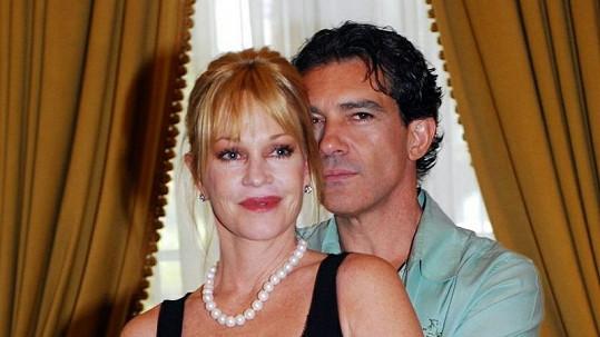 Manželství Antonia Banderase a Melanie Griffith prochází krizí.