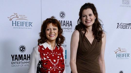 Svůj nejslavnější film Susan a Geena natočily před dvaadvaceti lety.