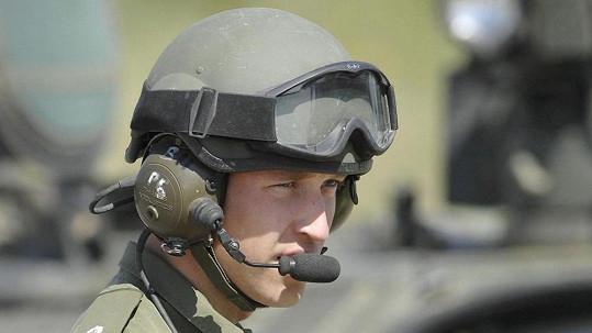 Princ William opouští vojenskou službu.