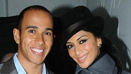 Nicole Scherzinger a Lewis Hamilton se rozešli.
