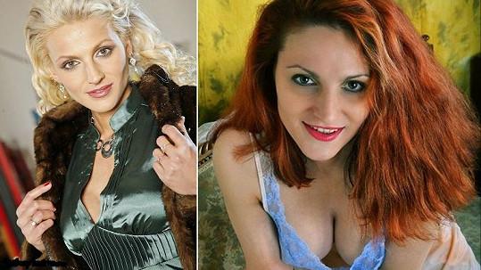 Kamila Suchánková alias bývalá hvězda filmů pro dospělé Sarah Star