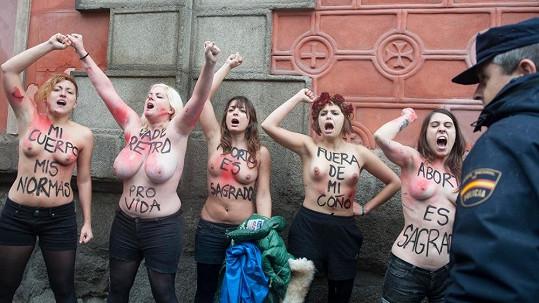 Takhle ženy prokázaly vzdor a sílu.
