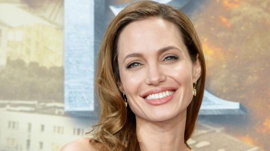 Angelina Jolie skončila na samém vrcholu.