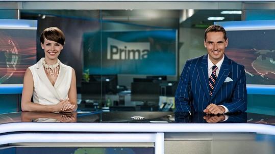 Roman Šebrle a Gabriela Kratochvílová jsou posilou zpravodajství na Primě.