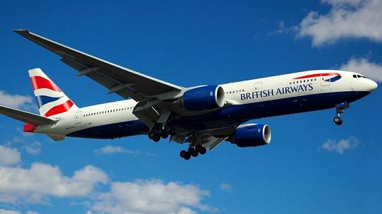 Nahota na palubě se Němci nevyplatila, společnosti Britisch Airways musí zaplatit 270 tisíc korun.