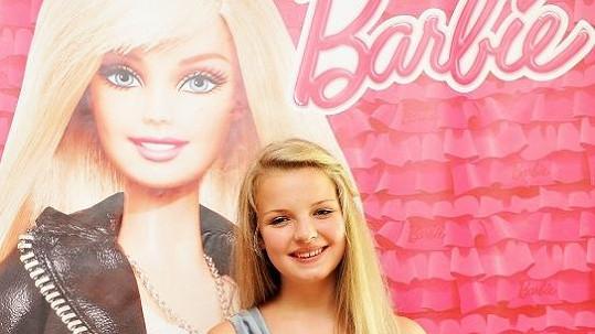 Ivana Mentlová oblékla Barbie i českou holčičku
