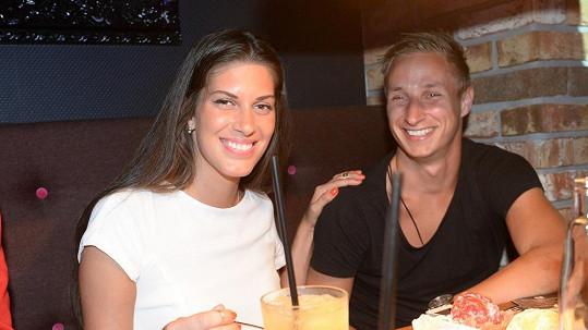 Aneta a Michal se k sobě opět tisknou. Vážně to není láska?