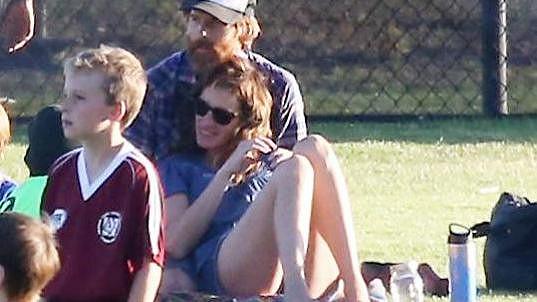 Julia Roberts a Daniel Moder jsou stále zamilovaní.