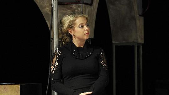 Markéta Mátlová bojuje o roli se svojí sestrou Terezou.