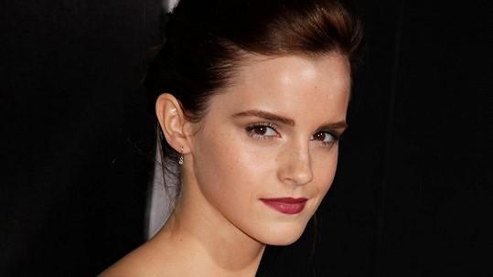 Emma Watson je prý čerstvě zamilovaná.