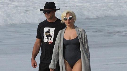 Lady Gaga a Taylor Kinney se budou brát v Evropě...