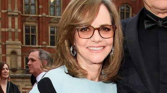 Sally Field v londýnské Royal Albert Hall