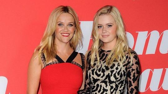 Reese a Ava vypadají spíše jako sestry.