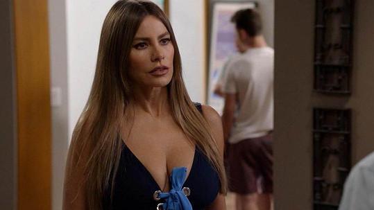 Sofia Vergara vydělala ze všech televizních hereček nejvíc.