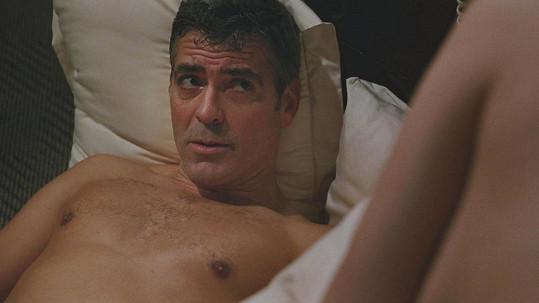 George Clooney by mohl být hvězdou erotického průmyslu.