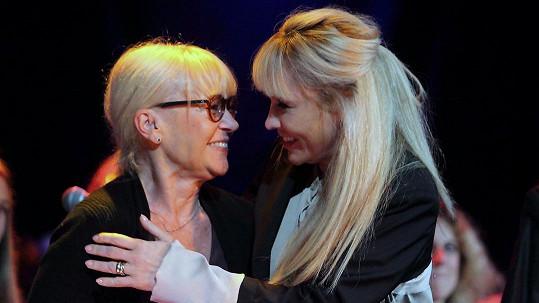 Kateřiny Macháčková a Herčíková