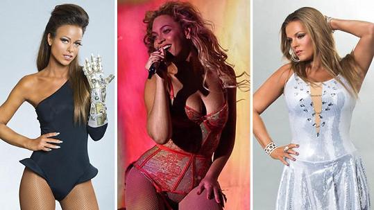 Beyoncé na tři způsoby