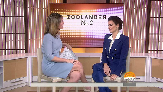 Moderátorka zažila při rozhovoru s Penélope Cruz perné chvilky.