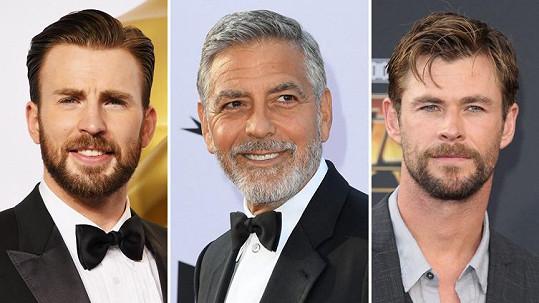 Tito herci jsou v balíku.