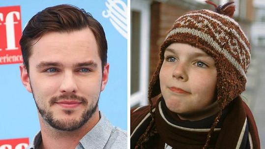 Takhle se herec změnil za 15 let.