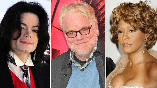 Tyto celebrity odešly na onen svět za podivných okolností...