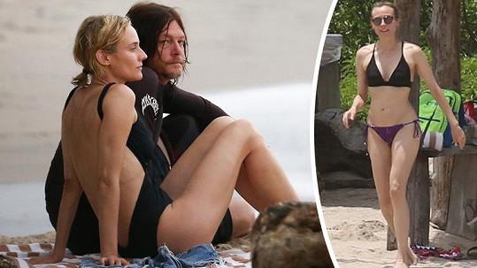 Diane Kruger v Kostarice