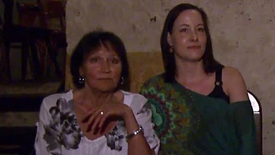 Marta Kubišová s dcerou Kateřinou