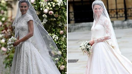 Pippa vs. Kate