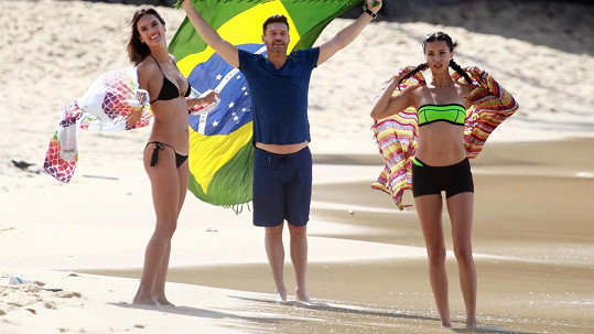 Alessandra a Adriana ukazují lepší stránku Brazílie.