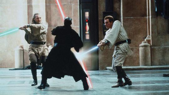 Khan Bonfils si zahrál i ve filmu Star Wars: Epizoda I - Skrytá hrozba (ilustrační foto)