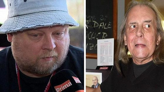 Adam Pavlík a Vítězslav Vávra