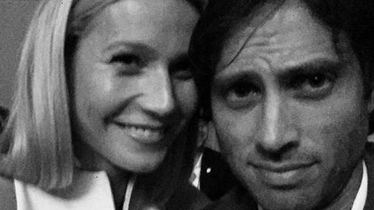 Gwyneth Paltrow a Brad Falchuk