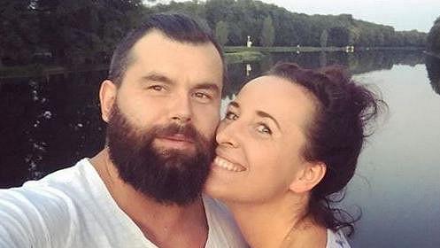 Lucie Šilhánová si vzala svého partnera Jaroslava
